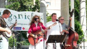 Sheri Lynn & Friends at Asheville's Organicfest
