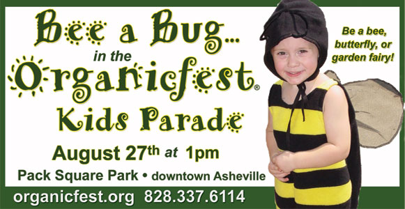 bee-a-bug-in-the-organicfest-bee-organic-parade-581x300