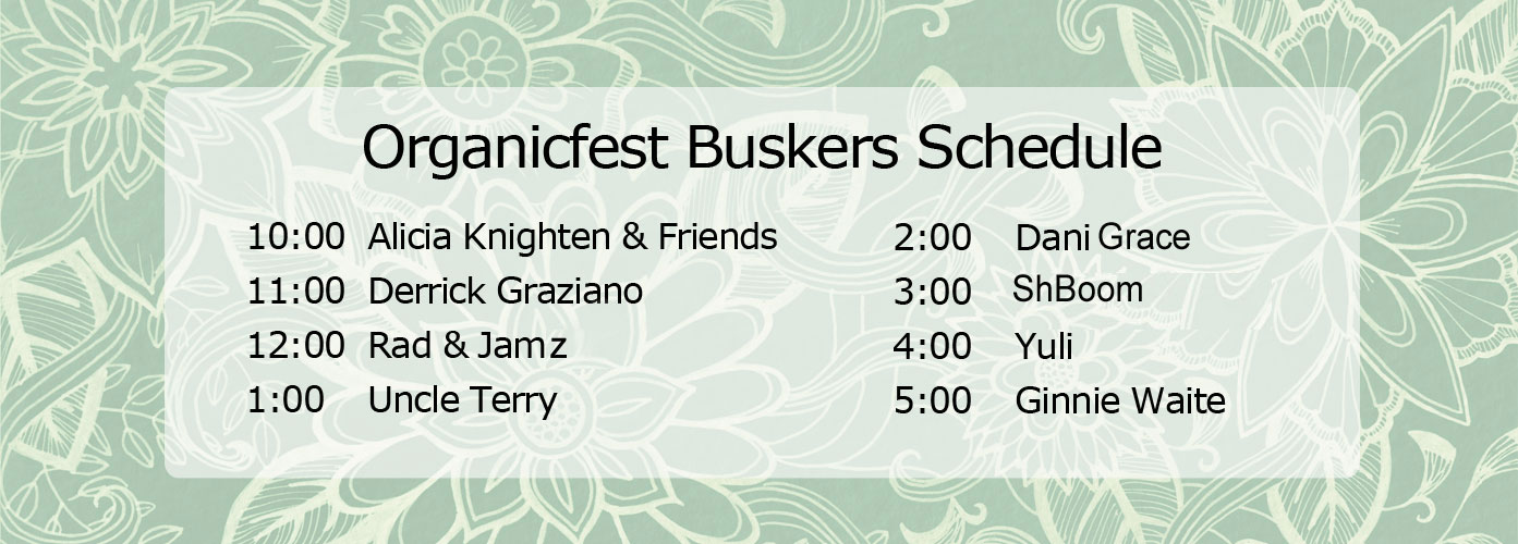 organicfest-buskers-stage-schedule