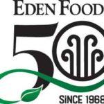 eden-foods-50-year-logo